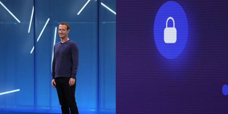 Noticia al día y a la hora 06/07/18  Mark Zuckerberg