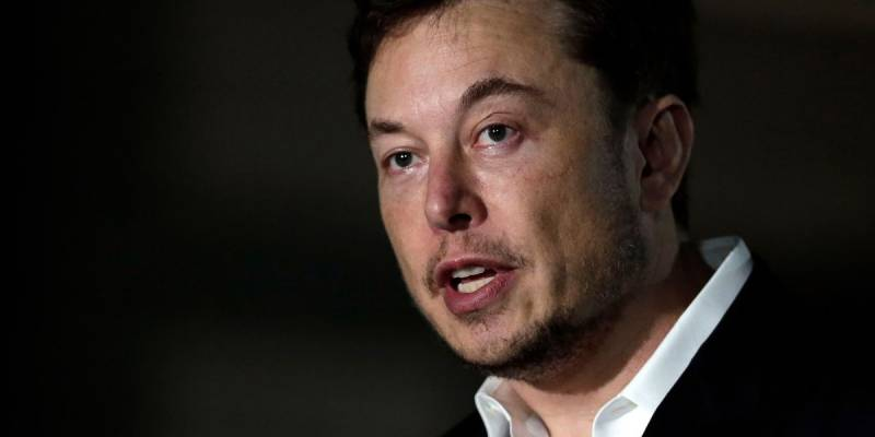 Noticia de hoy 22/06/18  Elon Musk