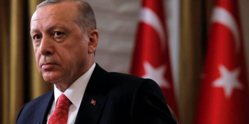 Noticia del mundo 14/10/18 Turquía Tayyip Erdogan