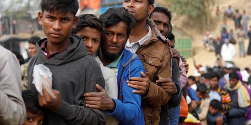 Noticia hispanas 17/01/18 Myanmar