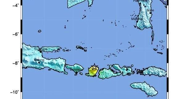 Noticia hispanas 05/08/18 Indonesia