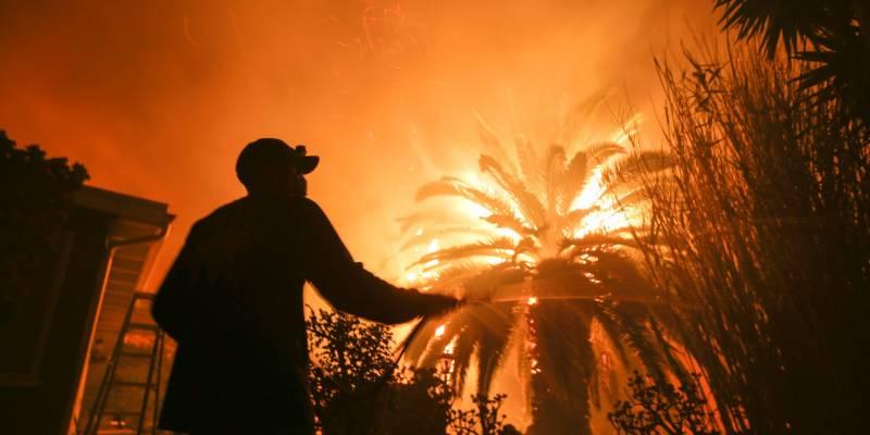 Noticia más recientes 11/11/18 California Gavin Newsom