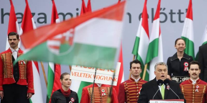 Noticia sin censura 07/04/18 Hungría VIKTOR ORBAN